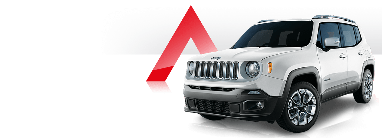 Jeep Renegade 1.6 MJET - Noleggio Take Away