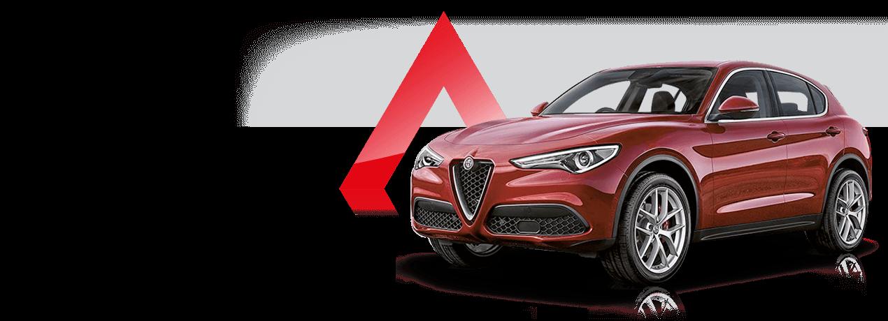 Alfa Romeo Stelvio 2.2 Q4 Executive - Noleggio Take Away