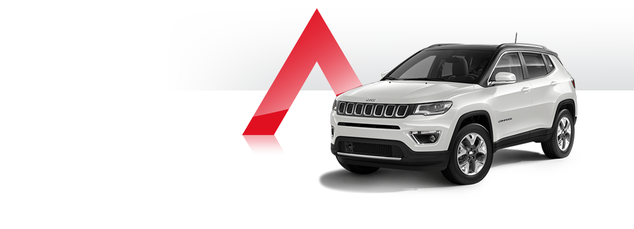 Jeep Compass  1.6 Limited - Noleggio Take Away